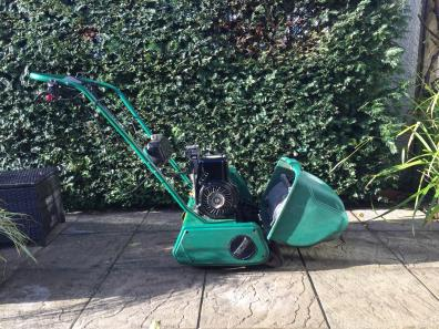 Suffolk Punch Lawn Mower For Sale